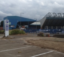 Wednesdayite Car Park - The closest match day parking!