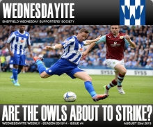 Wednesdayite Weekly - 2013/14 Issue #4