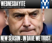 Wednesdayite Weekly - 2013/14 Issue #1