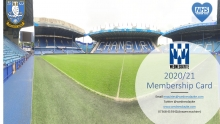 Message to Wednesdayite members - Renew your membership only £1.80