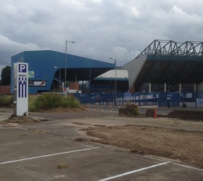 Wednesdayite Car Park - Permits now £105.00 for the rest of the season