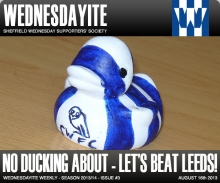 Wednesdayite Weekly - 2013/14 Issue #3