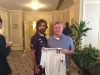 Signed Pirlo Shirt - Auction in aid of Patrick O'Connell Memorial Fund