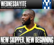 Wednesdayite Weekly - 2013/14 Issue #5